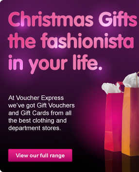 Christmas Gift Ideas from Voucher Express