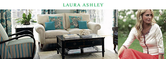 Laura Ashley is a legendary name in UK furniture and fashion retail. From curtains to dresses and tables to wallpaper, Laura Ashley sell beautiful products that UK customers adore. Buyers can also save plenty of money by using the Laura Ashley discount codes to be found at HotUKDeals. How to redeem Laura Ashley vouchers.