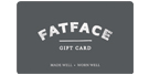 Fat Face Gift Cards