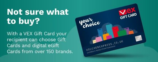 Gift Cards - Gift Vouchers | Voucher Express