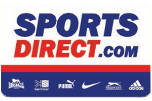 Sports Direct Gift Card