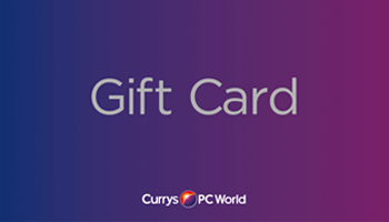 Currys PC World Gift Cards