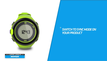 Fitness Watch from Decathlon