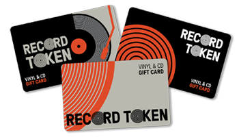 Record Tokens - the ideal Gift for music lovers