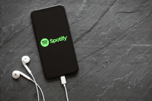 Spotify monthly subscription for music lovers