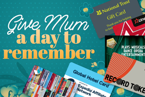 Treat your mum to a day out with great ideas from Voucher Express