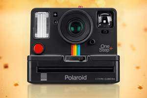 Polaroid Camera from John Lewis