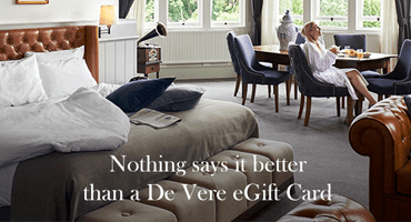 DeVere Hotels egift Cards