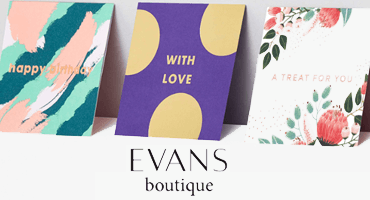 Evans eGift Cards