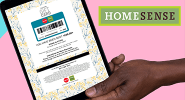 Homesense eGift Cards