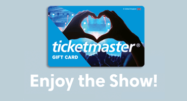 Ticketmaster eGift Cards