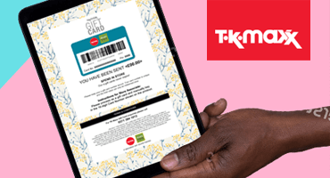 TK Maxx eGift Cards