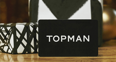 Topman eGift Cards