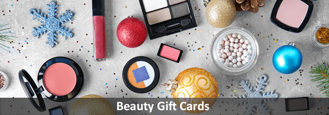 Beauty Gift Cards