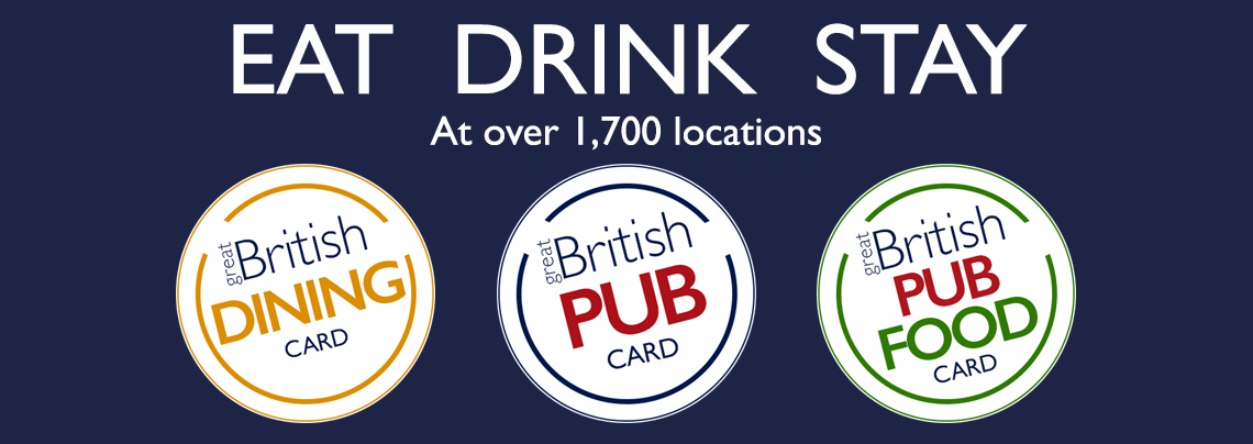 Great British Pub Cards