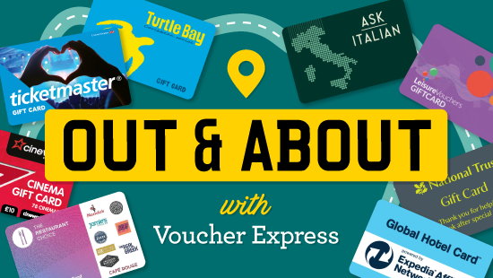 Days Out Gift Cards