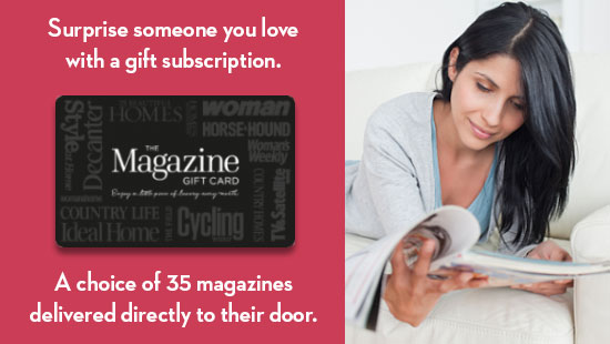 The Magazine Gift Cards