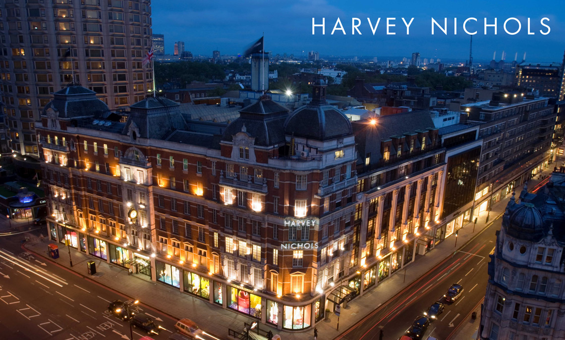 Harvey Nichols Gift Vouchers