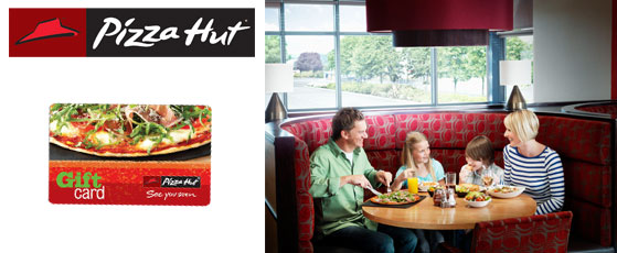 Pizza Hut Gift Cards