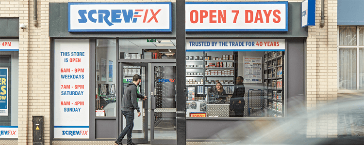 Screwfix Gift Cards