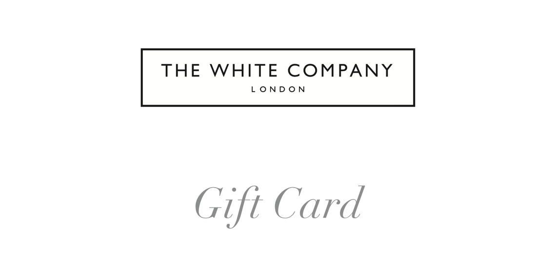 The White Company Gift Cards