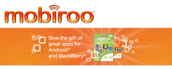 Mobiroo Gift Cards