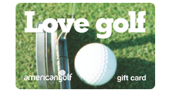 American Golf Gift Cards