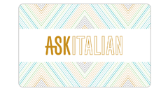 ASK Italian Gift Cards