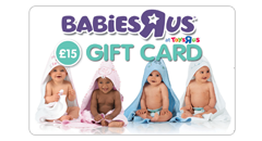 "Babies ""R"" Us Gift Cards"