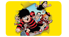 The Beano Subscription Gift Cards