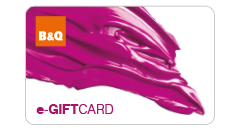 B&Q Gift Cards