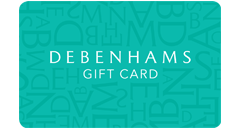 Debenhams Gift Vouchers - Gift Cards Voucher Express