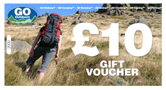 Go Outdoors Gift Voucher