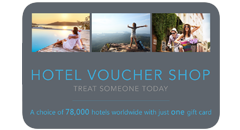 Hotel Voucher Shop Gift Card