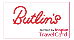 Butlins Gift Cards powered by Inspire TravelCard