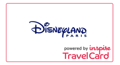 Disneyland Paris powered by Inspire TravelCard