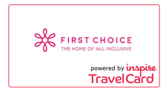 First Choice powered by Inspire TravelCard