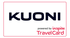 Kuoni powered by Inspire TravelCard