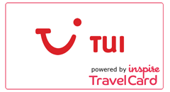 TUI Gift Cards powered by Inspire TravelCard