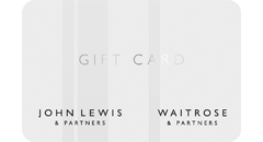 John Lewis & Partners Gift Cards