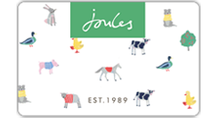 Joules Gift Cards
