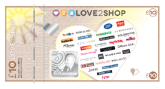 Love2shop Gift Vouchers