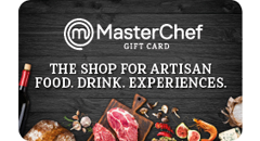 MasterChef Gift Cards