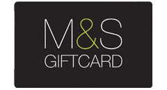Marks & Spencer Gift Cards