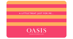 Oasis Gift Cards