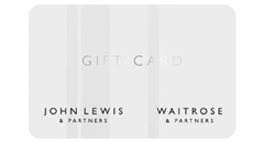 Waitrose & Partners Gift Card